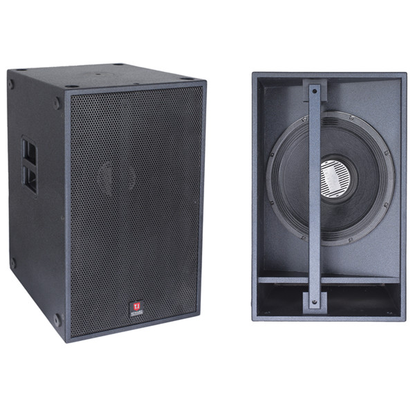 T-118 Single 18'' Sub 1250W RMS Power