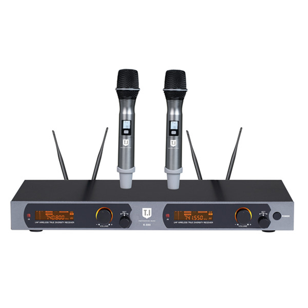 K-880A 150 meters outdoor show wireless microphone
